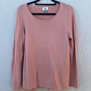 Pink Old Navy Light-weight Sweater